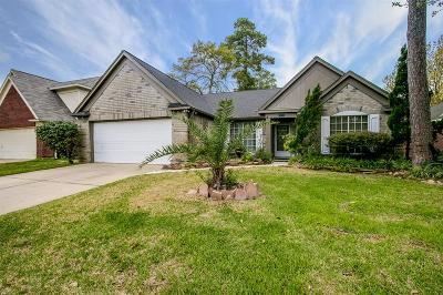 Spring Single Family Home For Sale: 8906 Village Hills Drive