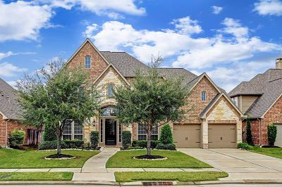 Katy TX Single Family Home For Sale: $440,000