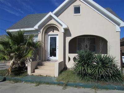Galveston Rental For Rent: 1828 Ave P