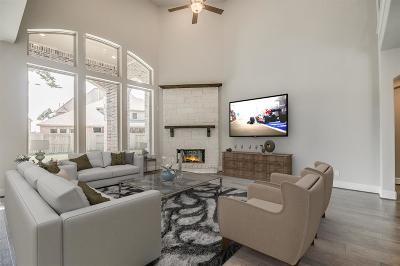 Missouri City Single Family Home Pending: 9410 Mount Logan