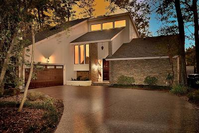 The Woodlands Single Family Home For Sale: 44 Indian Clover Drive