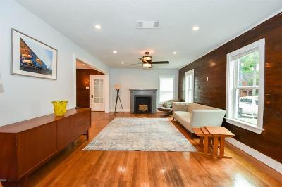 Houston Single Family Home For Sale: 3205 Prospect Street
