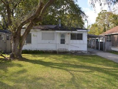 Galveston County Single Family Home For Sale: 109 S Willow Street