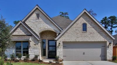 Conroe Single Family Home For Sale: 314 Torrey Bloom Loop