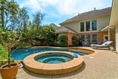 The Woodlands TX Single Family Home For Sale: $419,900