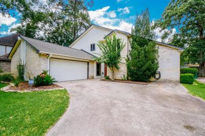 Conroe Single Family Home For Sale: 636 S Rivershire Drive