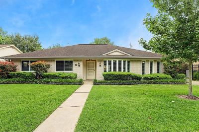 Houston Single Family Home For Sale: 6119 Bayou Bridge Drive