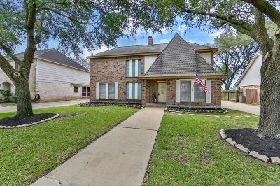 Katy Single Family Home For Sale: 858 Shillington Drive
