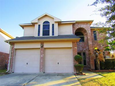 Katy Single Family Home For Sale: 19255 Hopeview Court