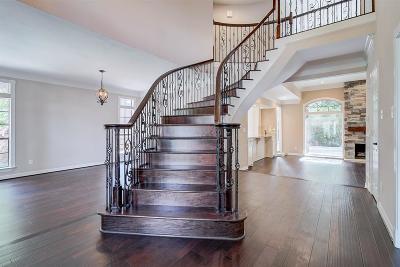 Houston Single Family Home For Sale: 751 Windbreak Trail