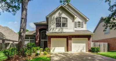 Houston Single Family Home For Sale: 1527 Almond Brook Lane