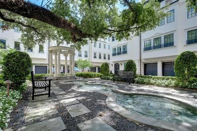 Houston Condo/Townhouse For Sale: 1763 Sunset Boulevard