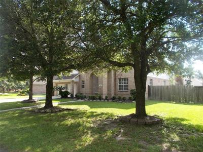 Summerwood Single Family Home For Sale: 14611 Kings Head Drive