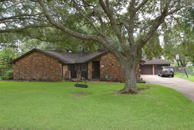 Friendswood Single Family Home For Sale: 1312 Thomas Drive