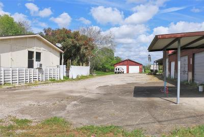 Brazoria Single Family Home For Sale: 14404 S Highway 36 Highway S