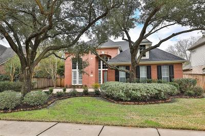 Single Family Home For Sale: 5511 Evening Shore Drive