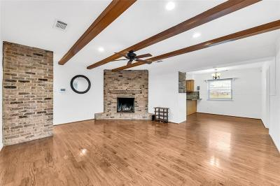 Houston Single Family Home For Sale: 6023 Lymbar Drive