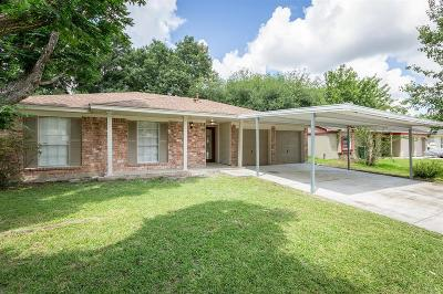 Houston Single Family Home For Sale: 12110 Wessex Drive