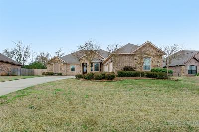 Montgomery Single Family Home For Sale: 122 Anna Springs Lane