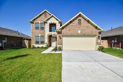 Texas City Single Family Home For Sale: 3310 Hatteras Drive