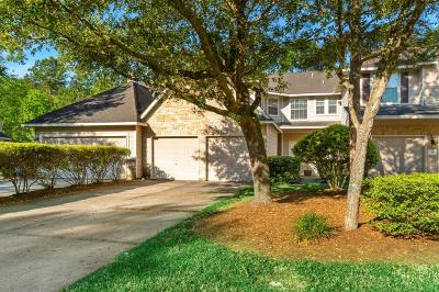 The Woodlands Condo/Townhouse For Sale: 17 W Greenhill Terrace Place