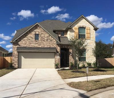 Richmond TX Single Family Home For Sale: $319,999