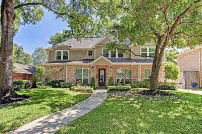 Houston Single Family Home For Sale: 7215 Blandford Lane
