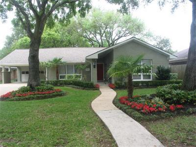 Houston Single Family Home For Sale: 4834 McDermed