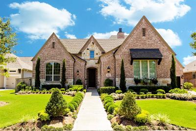 Fulbrook On Fulshear Creek Single Family Home For Sale: 30803 Crest View Terrace