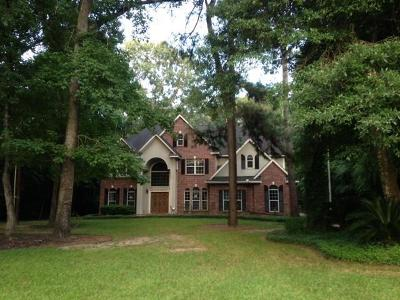 Huffman Single Family Home For Sale: 29506 Commons Forest Drive