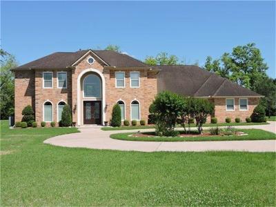 Missouri City Single Family Home For Sale: 8203 Cicada Drive