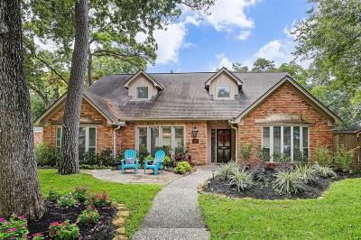 Houston Single Family Home For Sale: 506 Walnut Bend Lane