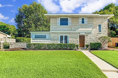 Houston Single Family Home For Sale: 3759 Gramercy Street