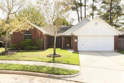 Cypress Single Family Home For Sale: 14007 Fairwood Breeze