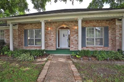 Houston Single Family Home For Sale: 9302 Twin Hills Drive