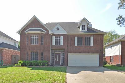 Missouri City Single Family Home For Sale: 4715 Birkenhead Circle