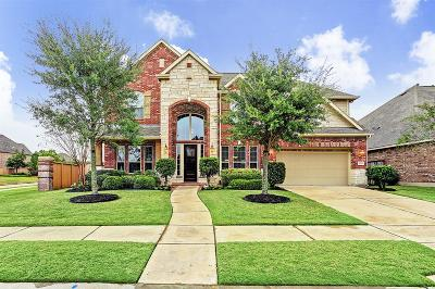 Katy TX Single Family Home For Sale: $474,990
