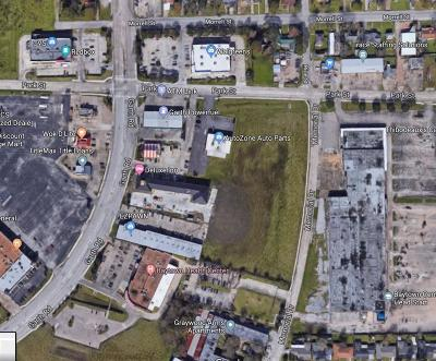 Harris County Residential Lots & Land For Sale: Park Street