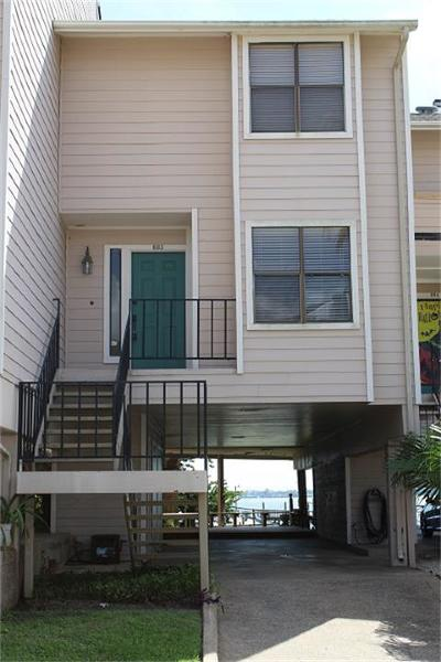 Nassau Bay, Seabrook Condo/Townhouse For Sale: 3663 Nasa Parkway #603