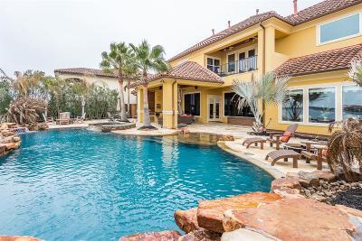 Seabrook Single Family Home For Sale: 2929 N Island Drive