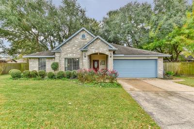Deer Park Single Family Home For Sale: 1310 Garden Park Drive