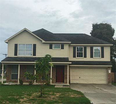 Willis Single Family Home For Sale: 14044 Buckskin Drive