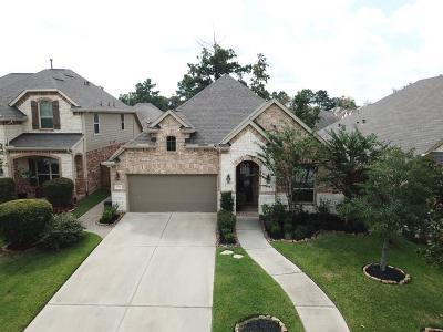 Single Family Home For Sale: 5115 Wilting Oak Lane