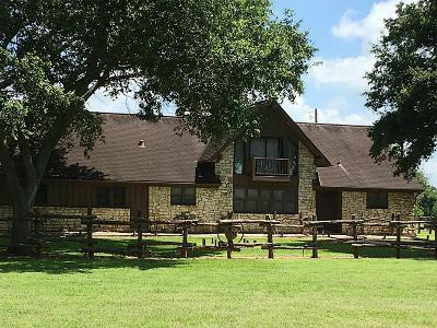 Wharton County Farm & Ranch For Sale: 2031 Fm 1163
