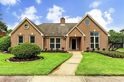Pearland Single Family Home For Sale: 2112 Birdie Court