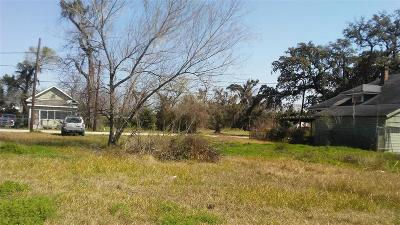 Harris County Residential Lots & Land For Sale: 2405 Jones Court