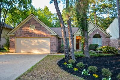 The Woodlands TX Single Family Home For Sale: $249,000
