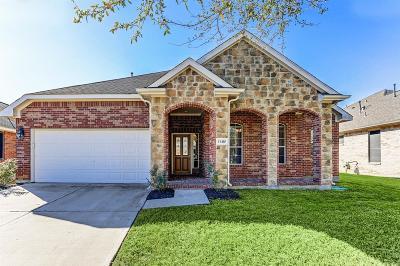 Rosharon Single Family Home For Sale: 13410 Cherokee Rose Court