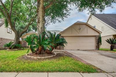 Houston Single Family Home For Sale: 16611 Stonerun