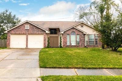 League City Single Family Home For Sale: 5312 Acorn Court